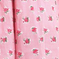 Pink Ditsy